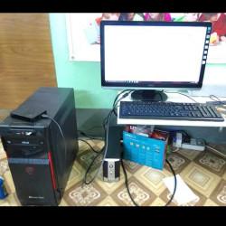 DELL 21.5 FHD,CPU i5 7th Gen Image, classified, Myanmar marketplace, Myanmarkt