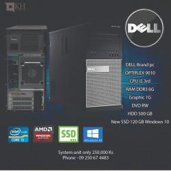 DELL  OPTIPLEX 9010 - Brand Image, classified, Myanmar marketplace, Myanmarkt