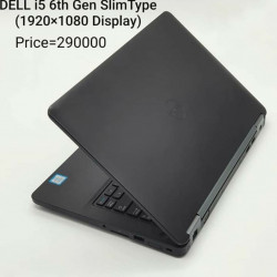 DELL Intel Core i5 - 6200U Image, classified, Myanmar marketplace, Myanmarkt