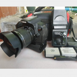 Canon eos kiss X7i (700D)18-55 lens Image, classified, Myanmar marketplace, Myanmarkt