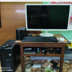 i5 7th Gen Desktop Set Image, classified, Myanmar marketplace, Myanmarkt