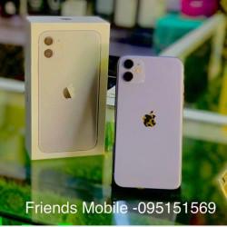 IPhone 11 Puple (64GB ) Image, classified, Myanmar marketplace, Myanmarkt