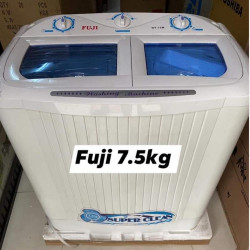 Fuji Washing Machine 7.5kg Image, classified, Myanmar marketplace, Myanmarkt