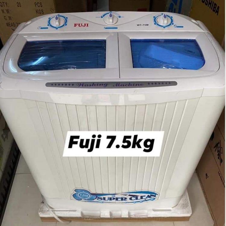 Fuji Washing Machine 7.5kg Image, အိမ်သုံးပစ္စည်းများ classified, Myanmar marketplace, Myanmarkt