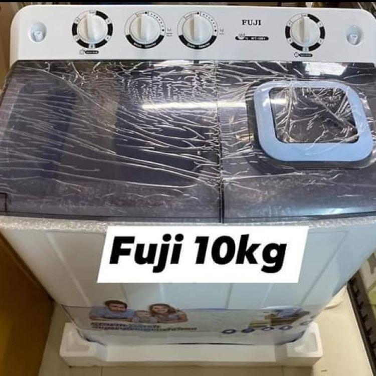 Fuji Washing Machine 10kg Image, အိမ်သုံးပစ္စည်းများ classified, Myanmar marketplace, Myanmarkt