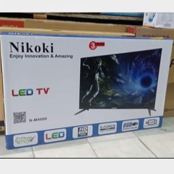 "Nikoki LED TV 40"" Image, classified, Myanmar marketplace, Myanmarkt"