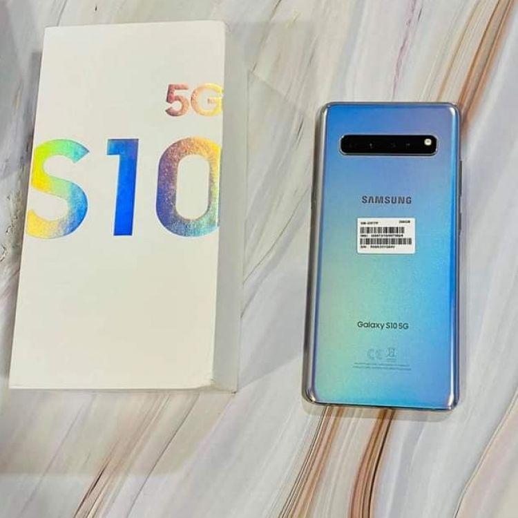 Samsung Galaxy S10 5G Image, မိုဘိုင်းဖုန်းများ classified, Myanmar marketplace, Myanmarkt