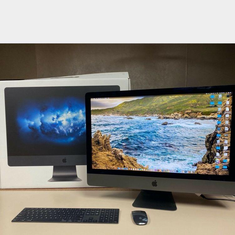 Apple iMac Pro 27 Image,  classified, Myanmar marketplace, Myanmarkt