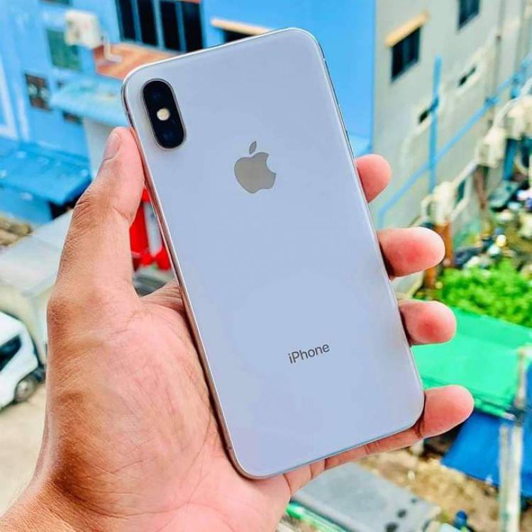 iPhone X 64-GB Image, မိုဘိုင်းဖုန်းများ classified, Myanmar marketplace, Myanmarkt
