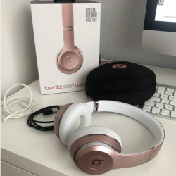 Beats Solo 3 Wireless Rose Gold Image, classified, Myanmar marketplace, Myanmarkt