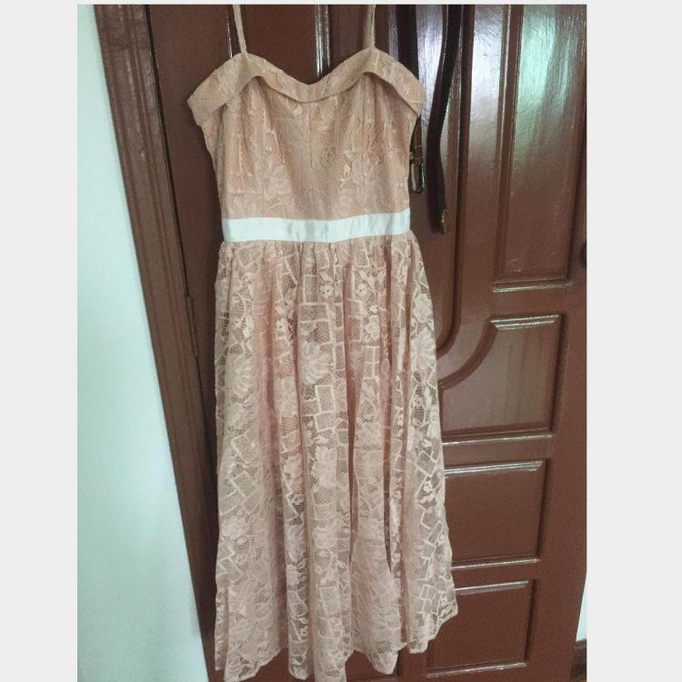 MDS Lace Dress Image, အဝတ်အထည်နှင့် အဆင်တန်ဆာများ classified, Myanmar marketplace, Myanmarkt