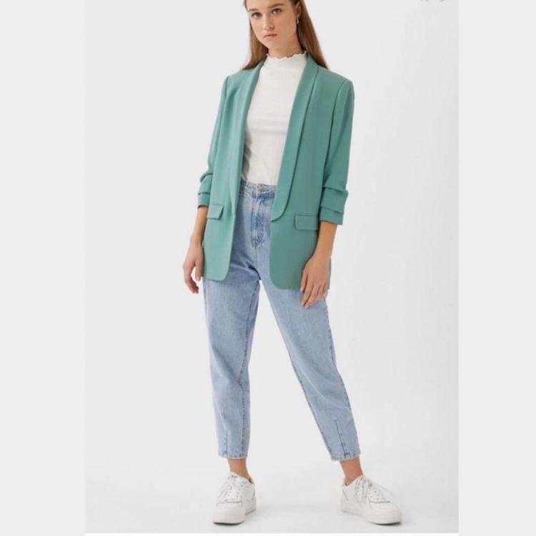 Bershka blazer Image, အဝတ်အထည်နှင့် အဆင်တန်ဆာများ classified, Myanmar marketplace, Myanmarkt