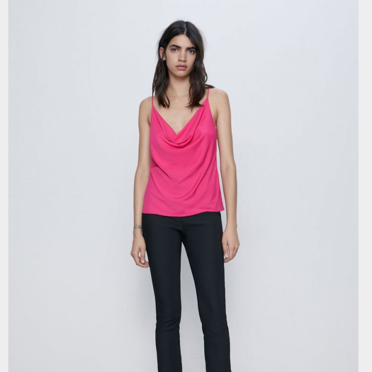 Zara 100% authentic camisole top Image, အဝတ်အထည်နှင့် အဆင်တန်ဆာများ classified, Myanmar marketplace, Myanmarkt
