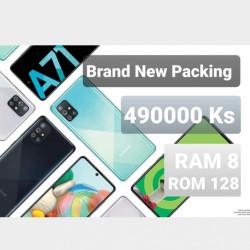Samsung A71 Image