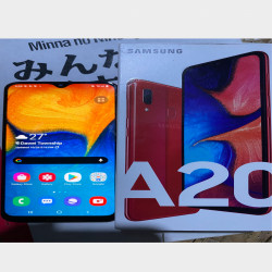 Samsung A20 Image, classified, Myanmar marketplace, Myanmarkt