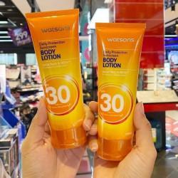 Watson Body Lotion and Spray Gel Image, classified, Myanmar marketplace, Myanmarkt
