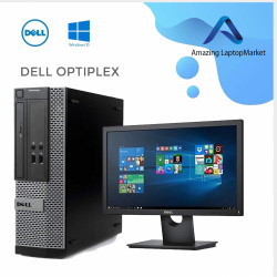 Dell Branded Mini Desktop PC Image, classified, Myanmar marketplace, Myanmarkt