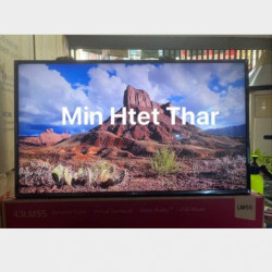 "43"" LG Digital T2 TV Image, classified, Myanmar marketplace, Myanmarkt"