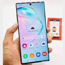 Samsung Note 10 Plus Image, classified, Myanmar marketplace, Myanmarkt