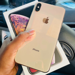 iPhone Xs Max 256gb Gold Image, classified, Myanmar marketplace, Myanmarkt