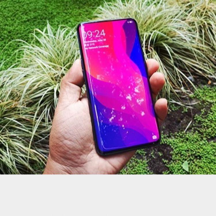oppo find x GLACIER blue Image, မိုဘိုင်းဖုန်းများ classified, Myanmar marketplace, Myanmarkt