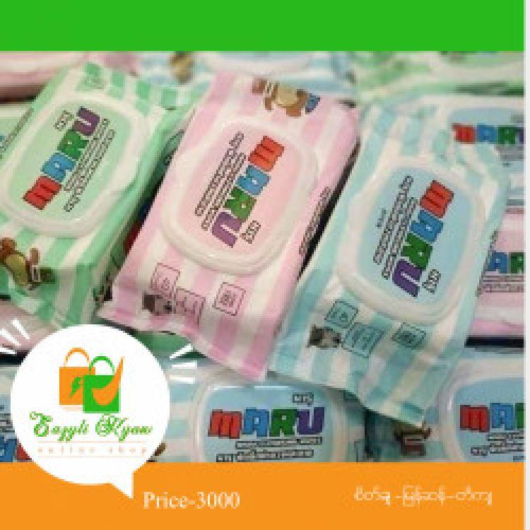 Maru wipes tissue Image, အထွေထွေ classified, Myanmar marketplace, Myanmarkt