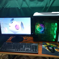 i3 6th Gen  Desktop Set Image, classified, Myanmar marketplace, Myanmarkt