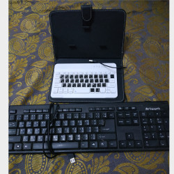External Keyboard&Bluetooth Keyboar Image