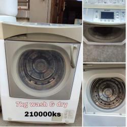 Japan used Washing Machine Image, classified, Myanmar marketplace, Myanmarkt