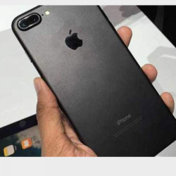 iphone 7plus matte black 128gb zpa Image