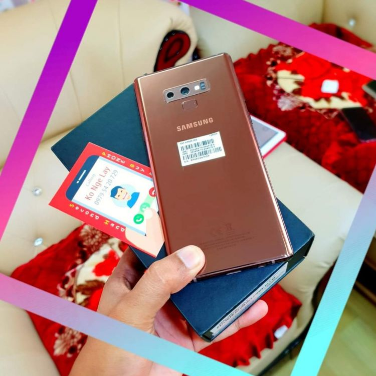 Samsung Note 9 Image, မိုဘိုင်းဖုန်းများ classified, Myanmar marketplace, Myanmarkt