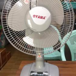 """OYAMA 12"""" Table Fan - Made in Vietn Image, classified, Myanmar marketplace, Myanmarkt"""