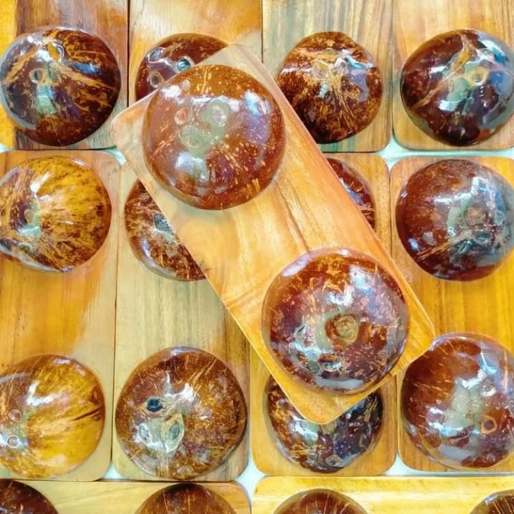 မြန်မာ့ရိုးရာအုန်းမှုတ်ခွက်ခြေနင်း Image, အခြား classified, Myanmar marketplace, Myanmarkt