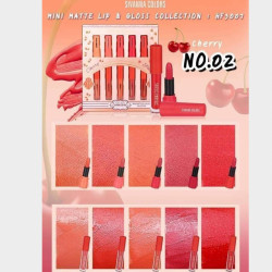 Sivanna colors matte lip & gloss Image, classified, Myanmar marketplace, Myanmarkt