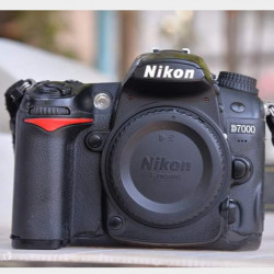 Nikon D7000 ( body only ) Image, classified, Myanmar marketplace, Myanmarkt