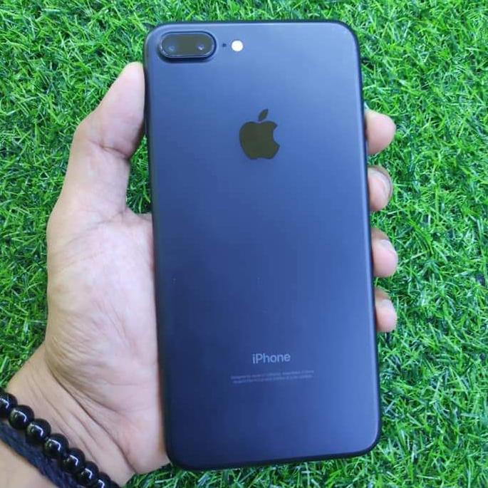 IPhone 7 Pluse  Black Image, မိုဘိုင်းဖုန်းများ classified, Myanmar marketplace, Myanmarkt