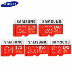 Samsung EVO Plus Micro SDCard 256GB Image, classified, Myanmar marketplace, Myanmarkt