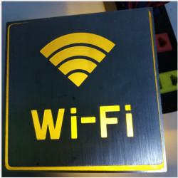 LED WiFi sign Image, classified, Myanmar marketplace, Myanmarkt