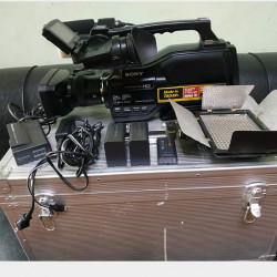 Sony MC2500 and All Accessories Image, classified, Myanmar marketplace, Myanmarkt