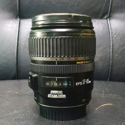 Lens EFS 17-85mm Image, classified, Myanmar marketplace, Myanmarkt