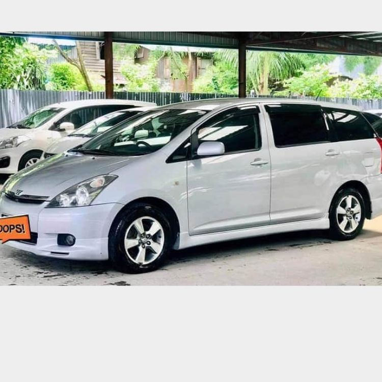 Toyota Wish 2003  Image, ကား/စီဒန် classified, Myanmar marketplace, Myanmarkt