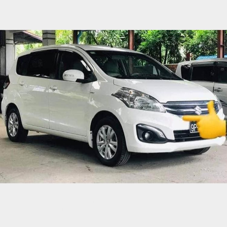 Suzuki Ertiga 2018  Image, ကား/စီဒန် classified, Myanmar marketplace, Myanmarkt