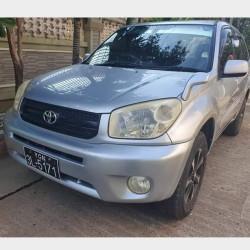 Toyota RAV4 2004  Image, classified, Myanmar marketplace, Myanmarkt