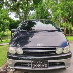 Toyota Estima Lucida 1996  Image, classified, Myanmar marketplace, Myanmarkt