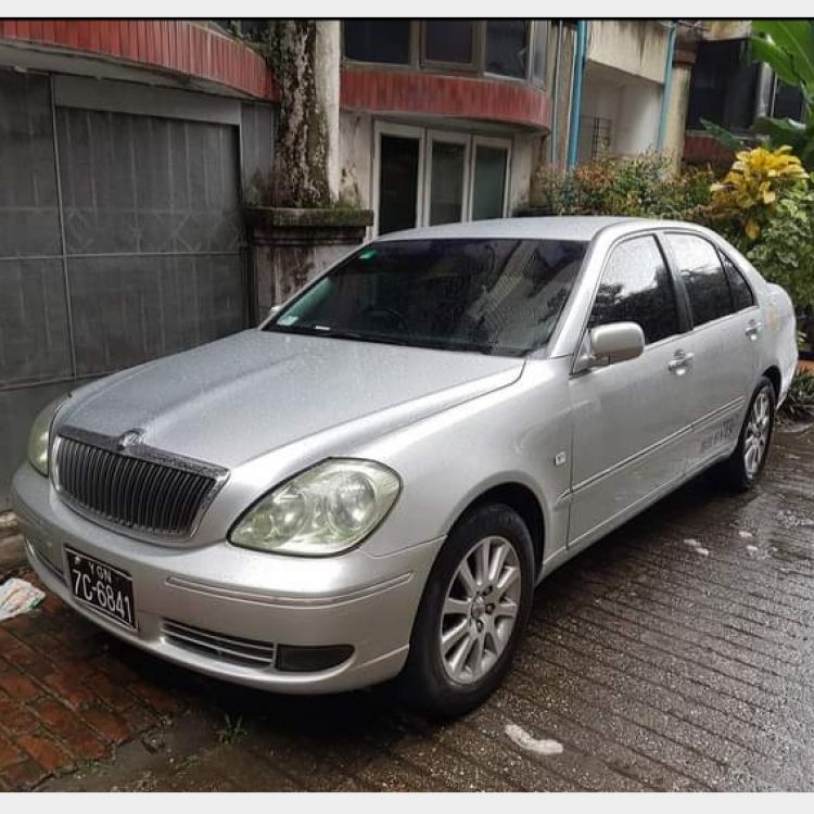 Toyota Brevis 2002  Image, ကား/စီဒန် classified, Myanmar marketplace, Myanmarkt