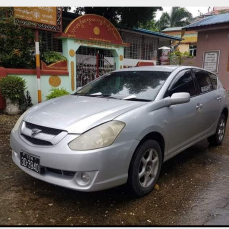 Toyota Caldina 2003  Image, ကား/စီဒန် classified, Myanmar marketplace, Myanmarkt