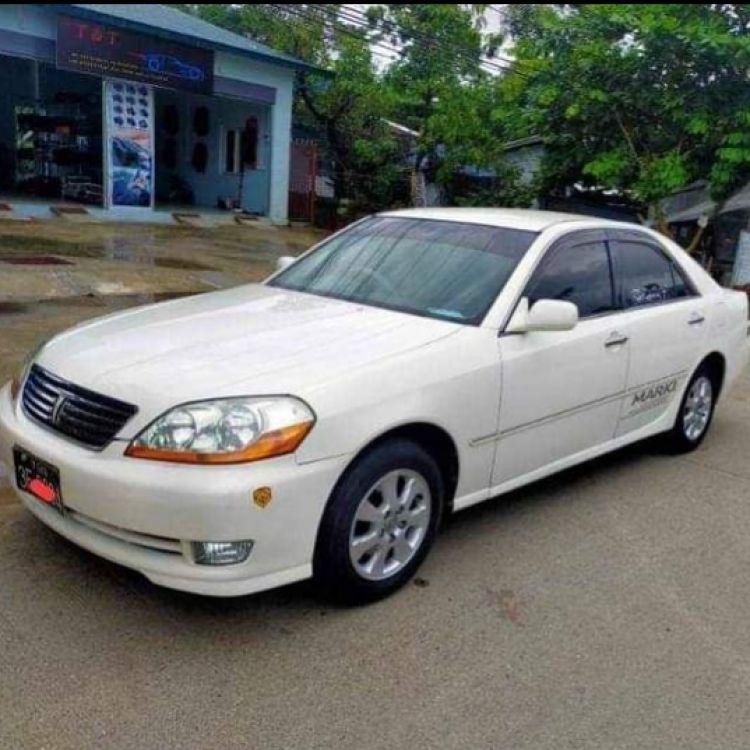 Toyota Mark II 2002  Image, ကား/စီဒန် classified, Myanmar marketplace, Myanmarkt