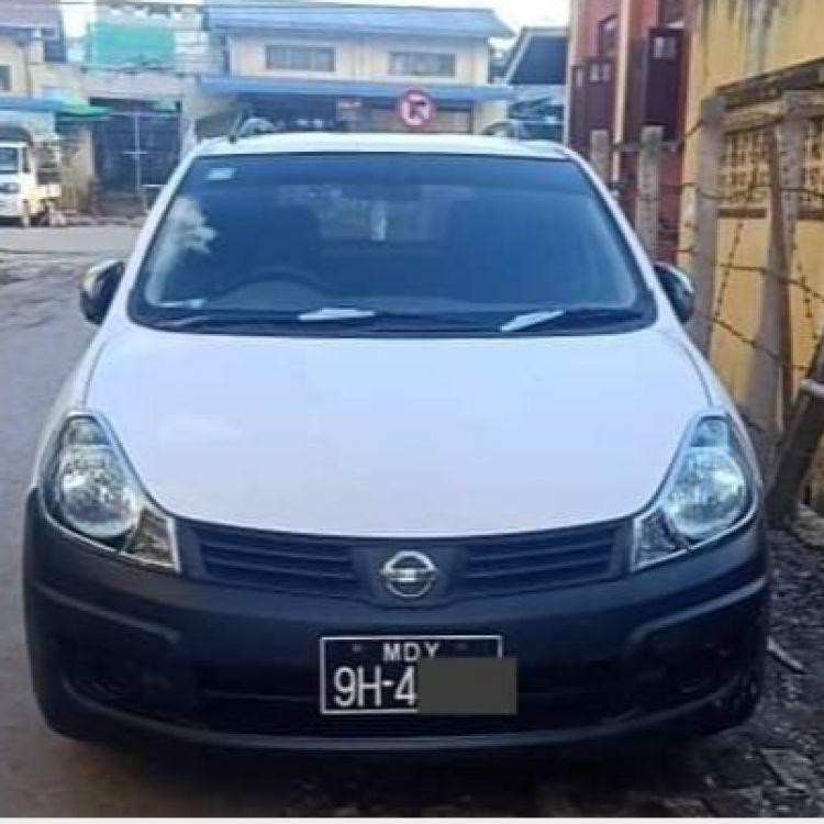 Nissan AD Van  2009  Image, ကား/စီဒန် classified, Myanmar marketplace, Myanmarkt