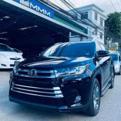 Toyota Highlander  2017 Image