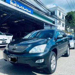 Toyota Harrier 2003 Image